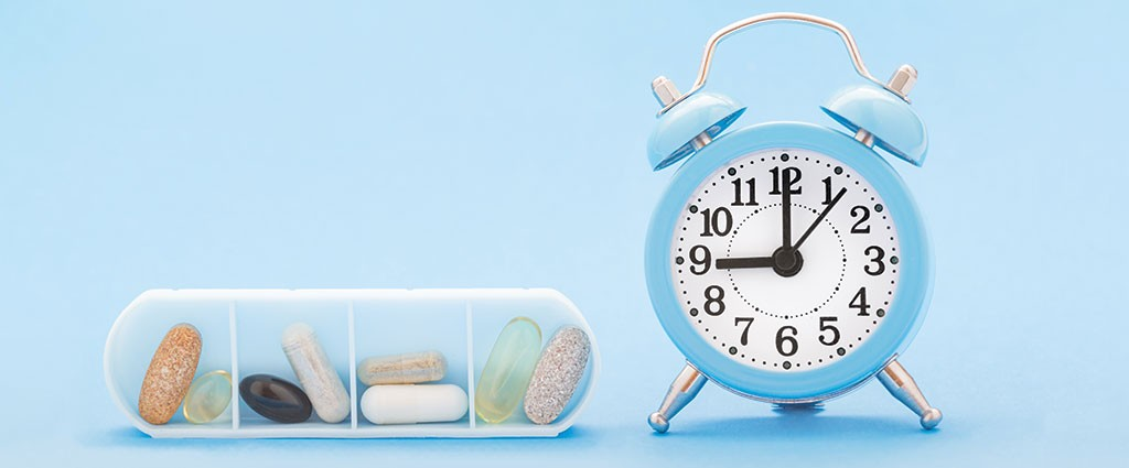 timing is everything when taking supplements