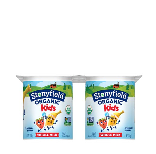 Stonyfield Organic Kids, Strawberry