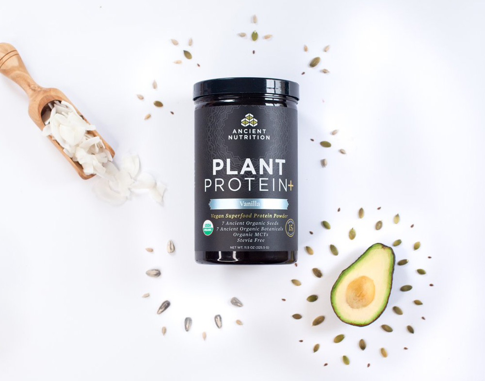 ancient nutrition plant protein+